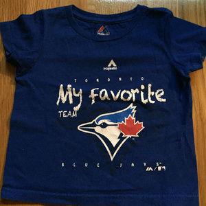 Blue Jays 2T t-shirt baseball